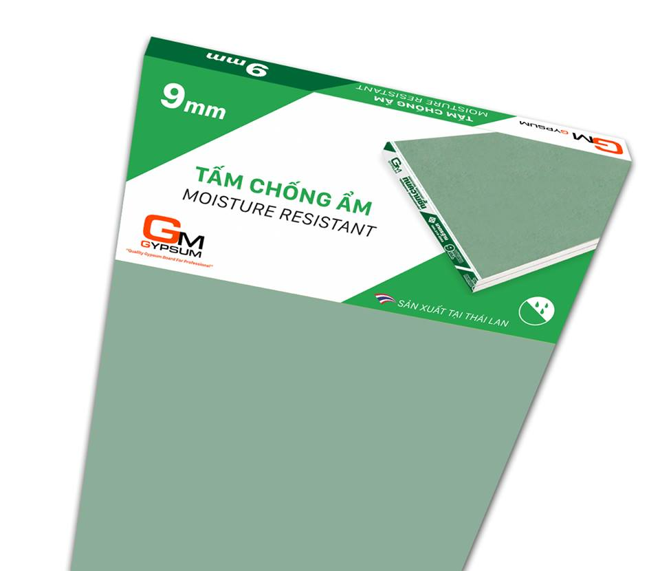 Tấm chống ẩm GM Moisture Resistant